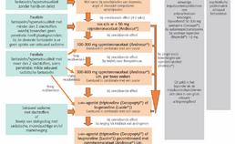 Behandelalgoritme medicamenteuze behandeling parafilie en/of hyperseksualiteit indien psychotherapie alleen onvoldoende (verwacht) resultaat geeft
