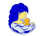 Een moeder met een postpartumpsychose